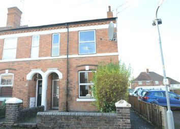 Thumbnail 2 bed end terrace house for sale in Burrish Street, Droitwich, Worcestershire