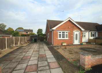 Thumbnail 3 bed bungalow for sale in Meriton Road, Lutterworth