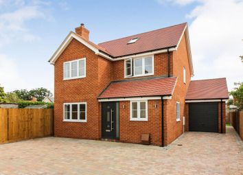 Thumbnail 5 bed detached house for sale in Oak Leys, Steeple Claydon, Buckingham