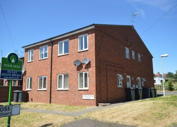 Thumbnail 1 bed flat to rent in Pine Tree Road, Bedworth