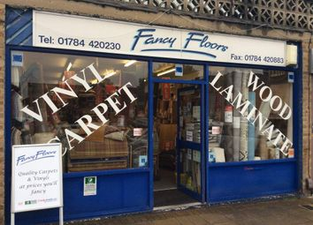 Thumbnail Retail premises for sale in Redwood Mews, Staines Road West, Ashford