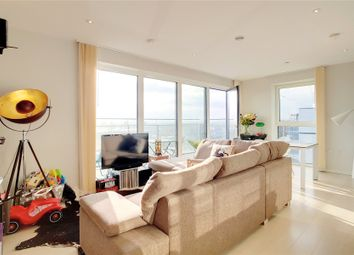 Thumbnail 2 bed flat for sale in Lantana Heights, 1 Glasshouse Gardens, Stratford, London
