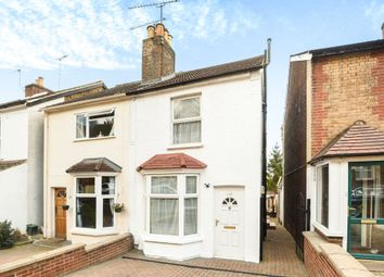 Thumbnail 3 bed terraced house for sale in Garlands Road, Redhill