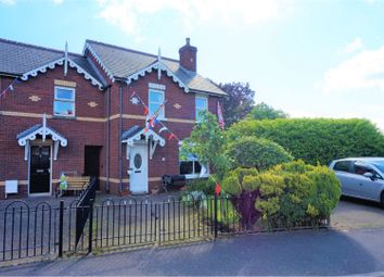 Thumbnail 3 bed end terrace house for sale in Avoniel Road, Belfast
