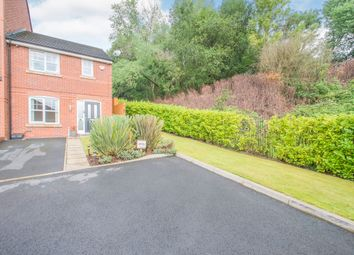 3 bed terraced house for sale in Longshaw Close, Manchester M8
