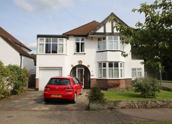 Thumbnail 4 bedroom detached house for sale in The Close, Petts Wood, Orpington, Kent