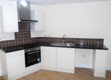 Thumbnail 1 bed flat to rent in Mitcham Road, Croydon, London