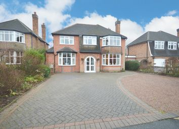Thumbnail 6 bed detached house for sale in Stonor Park Road, Solihull
