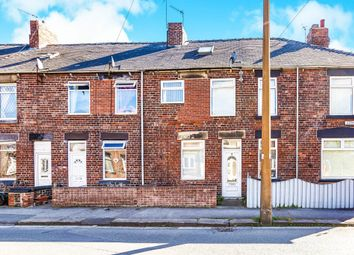 Thumbnail 3 bed terraced house for sale in Stonyford Road, Wombwell, Barnsley
