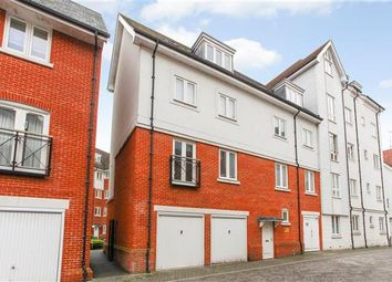 Thumbnail 3 bedroom end terrace house for sale in Back Lane, Canterbury