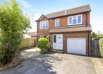 Thumbnail 4 bed detached house for sale in Muscliff, Bournemouth, Dorset