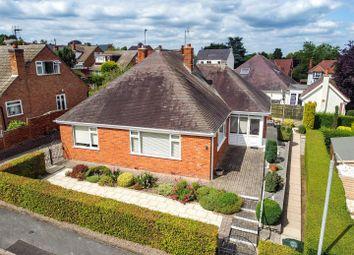 Thumbnail 3 bed detached bungalow for sale in Villa Road, Keyworth, Nottingham