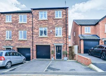 Thumbnail 4 bed semi-detached house for sale in Weavers Way, South Normanton, Nottinghamshire