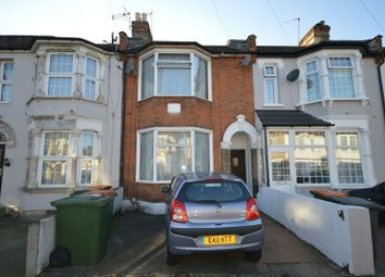 Thumbnail 3 bed terraced house for sale in Sheringham Avenue, Manor Park, London