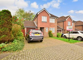 Thumbnail 3 bed link-detached house for sale in Longsdon Way, Caterham, Surrey