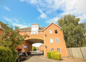 Thumbnail 1 bed flat for sale in George Orton Court, Burton-On-Trent