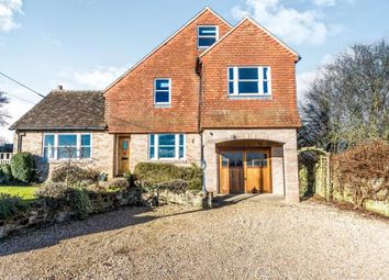 Thumbnail 4 bedroom detached house for sale in Mill Lane, Trotton, Petersfield, West Sussex