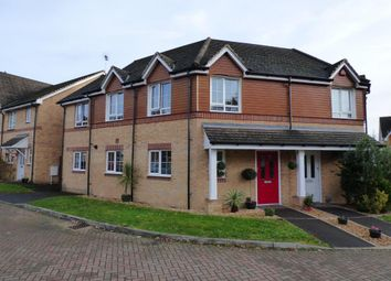 Thumbnail 3 bed semi-detached house for sale in Maple Avenue, Farnborough