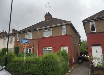 Thumbnail 2 bed semi-detached house for sale in Johnson Road, Coventry