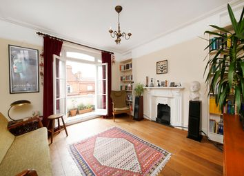 Thumbnail 2 bed flat for sale in Queens Club Gardens, London