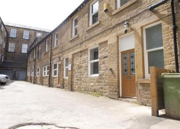 Thumbnail 1 bedroom terraced house to rent in Westgate, Huddersfield