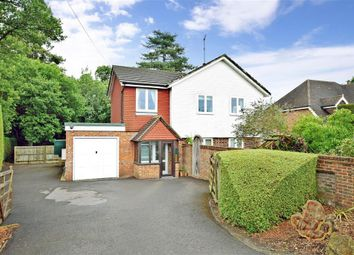 Thumbnail 5 bed detached house for sale in Furze View, Slinfold, Horsham, West Sussex