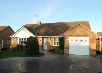 Thumbnail 3 bed detached bungalow for sale in Harebell Road, Downham Market