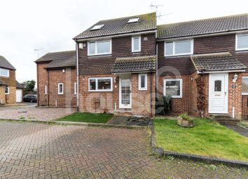 Thumbnail 4 bed terraced house for sale in Sanders Court, Minster On Sea, Sheerness