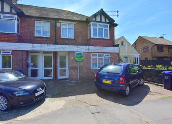 Thumbnail 1 bed flat for sale in Freshbrook Road, Lancing, West Sussex
