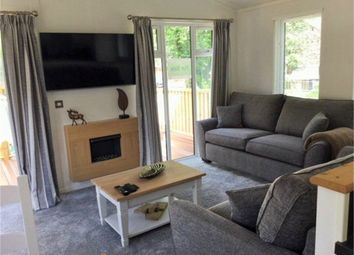 Thumbnail 2 bed mobile/park home for sale in Cambrian Plantation Lodge, Fallbarrow Park, Lake District Leisure Pursuits, Bowness-On-Windermere, Cumbria