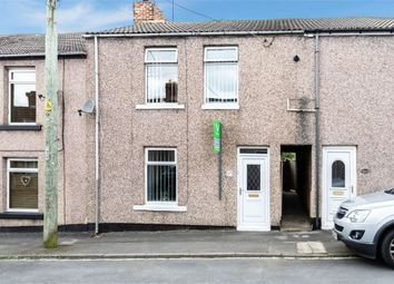3 bed terraced house for sale in Mill Street, Willington, Crook, Durham DL15
