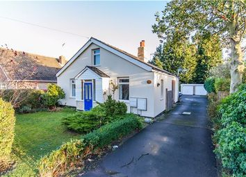 Thumbnail 3 bed detached bungalow for sale in Histon Road, Cottenham, Cambridge
