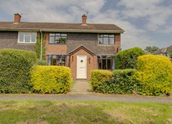 Thumbnail 3 bed terraced house for sale in Boscobel Grove, Brewood, Stafford