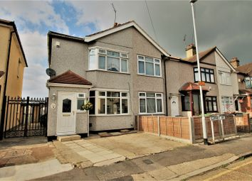 Thumbnail 3 bed end terrace house for sale in Surrey Road, Dagenham