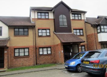 Thumbnail 1 bedroom flat to rent in Conifer Way, North Wembley