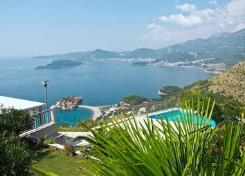 Thumbnail 3 bed detached house for sale in Sveti Stefan View House In Blizikuce, Blizikuce, Montenegro
