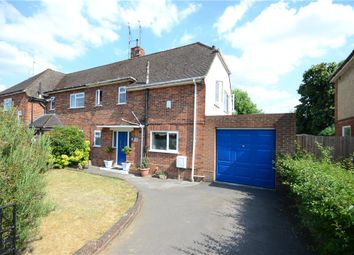3 bed end terrace house for sale in Knights Way, Emmer Green, Reading RG4