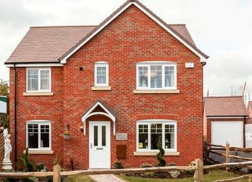 "Thumbnail 5 bed detached house for sale in ""The Corfe"" at Longford Lane, Longford, Gloucester"