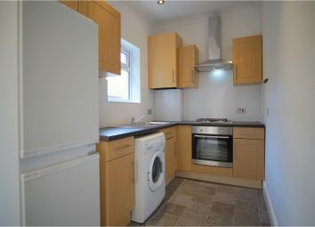 Thumbnail 2 bed flat to rent in Wellington Road, Croydon