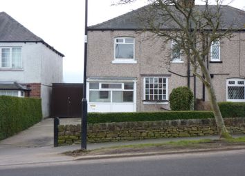 Thumbnail 2 bed semi-detached house to rent in Stannington Road, Sheffield