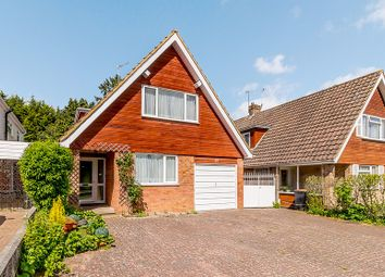 Thumbnail 3 bed detached house for sale in Waverley Drive, Chertsey