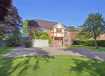 Thumbnail 5 bedroom detached house for sale in Glebe Road, Maidenhead, Berkshire
