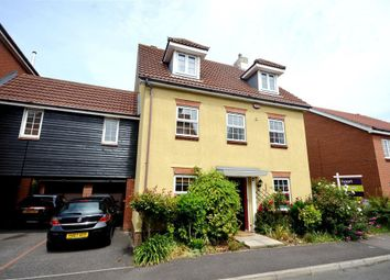Thumbnail 5 bed property to rent in Pearl Drive, Braintree