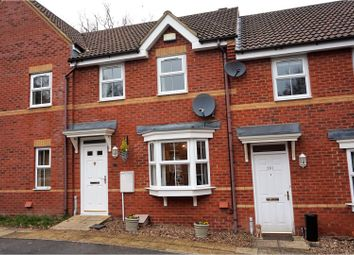 Thumbnail 3 bed terraced house for sale in Hursley Road, Chandlers Ford