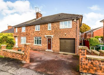 Thumbnail 4 bed semi-detached house for sale in Stevenson Drive, Herringthorpe, Rotherham