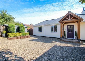 Thumbnail 4 bed detached house for sale in West Drive, Highfields Caldecote, Cambridge