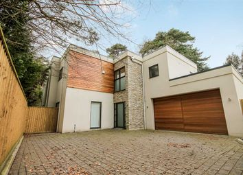 Thumbnail 4 bed detached house to rent in Balcombe Road, Branksome Park, Poole