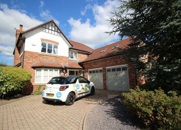 Thumbnail 5 bed detached house to rent in Westbourne Drive, Wilmslow
