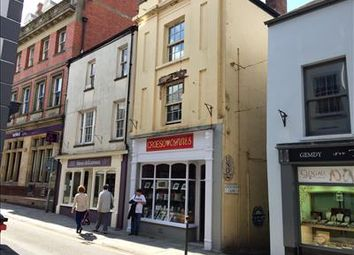 Thumbnail Restaurant/cafe for sale in 57 King Street, Carmarthen