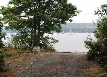 Thumbnail Land for sale in Shore Road, Clynder
